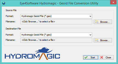 Geoid File Conversion Utility