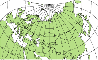 Cassini Soldner Projection