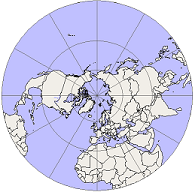 Polar Stereographic Projection